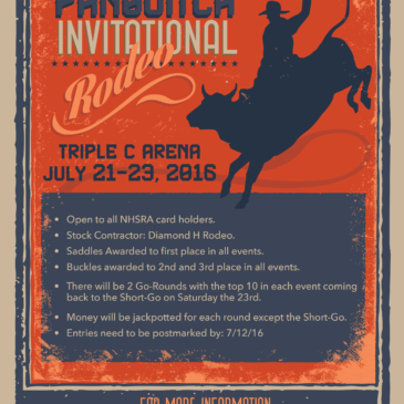 Entry form High School Invitational Rodeo