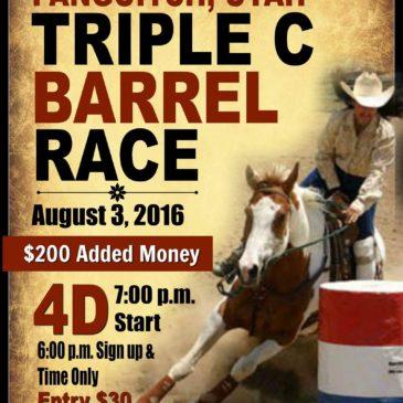 4D Barrel Race