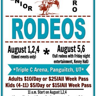 Senior Rodeo