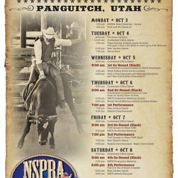 National Senior Pro Rodeo Finals