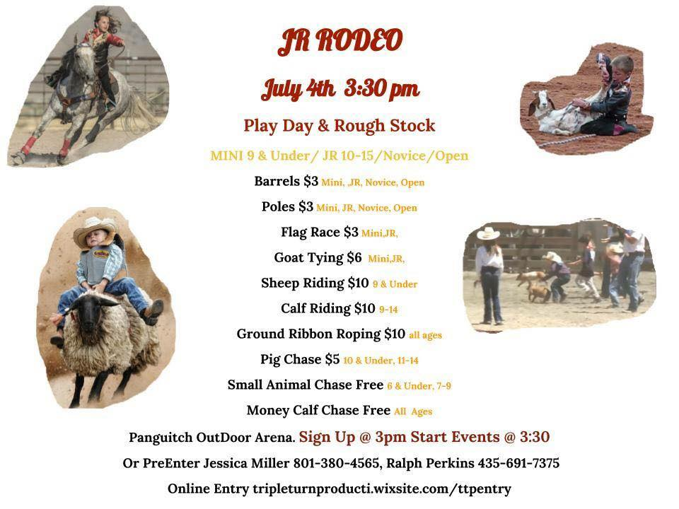 Independence Day Jr Rodeo