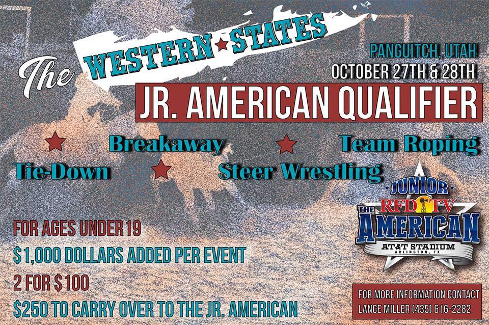 Jr American Qualifier